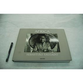 Livro Africa Sebastião Salgado - Edição Trilingue Taschen