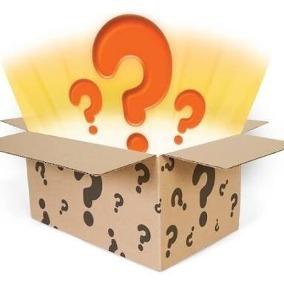 Caixa Misteriosa - Itens Papelaria 4