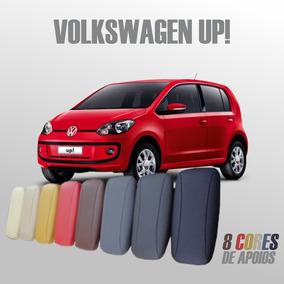 Apoio De Braço Artefactum Em Couro Para Carro Volkswagen Up