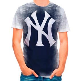 Camisa Feminina Beisebol - Camisetas e Blusas no Mercado Livre Brasil 69590d03765