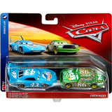 Mc Mad Car Disney Pixar Cars The King Chick Hicks Dinoco Rey