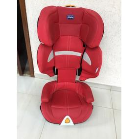 Cadeira Oasys 2-3 Chico Para Carro. Usada. Capacidade 15-36