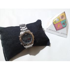 Reloj Kiseki De Citizen Vintage, Alarmas, Crono, Dual Time