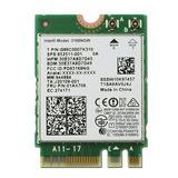 Intel Dual Band Wireless 3rd Generation 802.11ac 3168 Wifi +