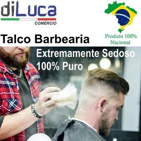 Talco Neutro Corpo Barba Barbearia Pés Depilação Barato 1k