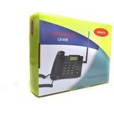 Telefono Celular Mesa Gsm 3g Ls-938 Cuatribanda Ideal Pueblo