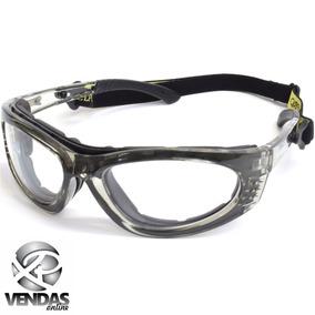 Óculos De Proteção Turbine Lente Incolor Com Tratamento Ar