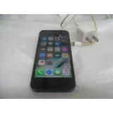 Iphone 5 - 16 Gb, Negro, Liberado, Estetica 8 De 10