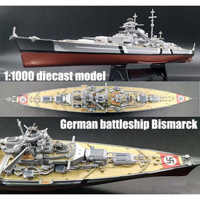 1:1000 Bismarck 1941 25cm - Amercom