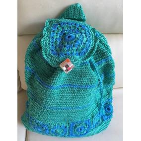 Bolsos Tejidos A Crochet - Ropa 71aa9a65669