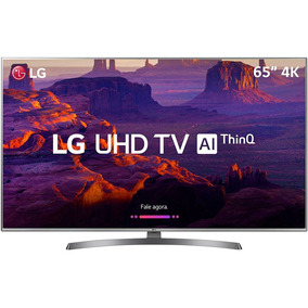 Smart Tv Led Lg 65 65uk6530 Ultra Hd 4k Com Conversor