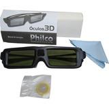 352dbbc4fd16d Oculos 3d Philco Bm Shut3011 4 no Mercado Livre Brasil