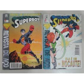 Gibi Superboy Nº 01 (formatinho) - Lote 06 Gibis.