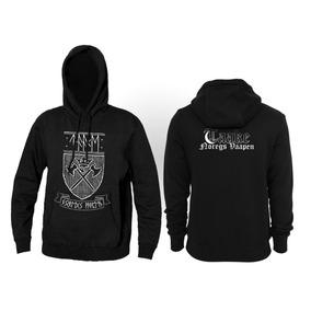 Sudadera Taake Noregs Vaapen Black Metal Burzum Mayhem d589ff387dc