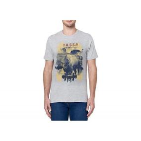 Camiseta Tassa Masculina - Camisetas para Masculino no Mercado Livre ... 6c0503f58bb10