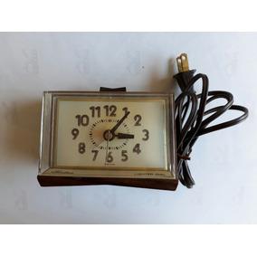 Sears Roebuck Dos Relojes Despertadores Eléctricos Antiguo. dc499fe8ad37