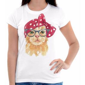 Blusa Com Estampa De Oculos - Camisetas e Blusas no Mercado Livre Brasil 1195fdf4cc