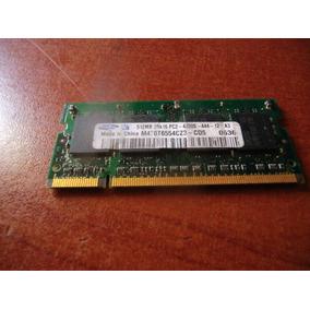 Memoria Ram De 512 Mb Ddr2 Para Laptop