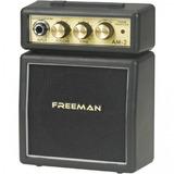 Micro Amplificador De Guitarra Freeman Sm2