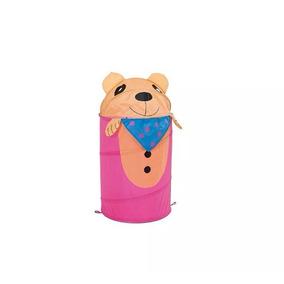 Porta Brinquedos E Objetos Ursinho Mor - Super Promoção