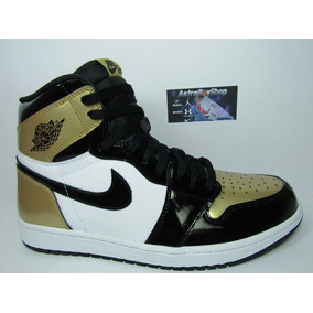 Air Jordan 1 Gold Toe Edition (31 Mex) Astroboyshop