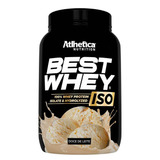 Combo Whey Protein Best Whey Iso Doce De Leite +brigadeiro