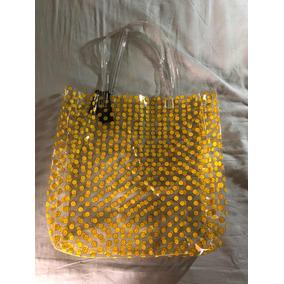 9397770b6ed Bolsa Transparente Da Marca Original Forever 21 Com Emojis