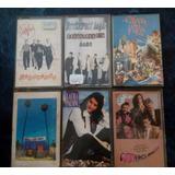 Cassette Cinta Tape Musica Vintage 80 90 Rock Pop Originales
