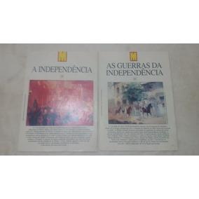 Suplemento Revista Manchete Historia Do Brasil Independencia