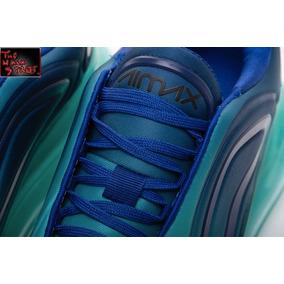 Nike Air Max 720 Pairs Royal Blue And Teal