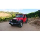 Jeep Wrangler Con Rack Gobi