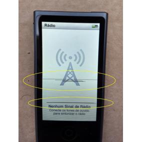 Ipod Nano 16gb 7 Chumbo Usado (linha Lcd) Parcela Leia Wf0gv