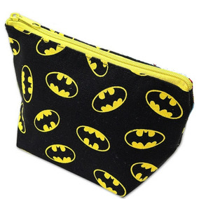 Dc Comics - Neceser Cosmetiquero Cartuchera De Batman