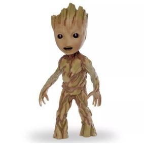 Boneco Baby Groot Guardiões Da Galáxia 2 Marvel Mimo 50 Cm