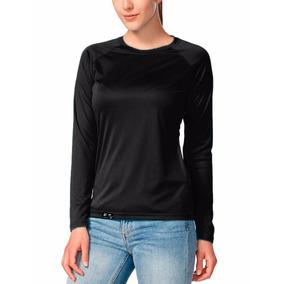 Camisa Feminina Proteção Solar Fps50 Anti Uv Antibactericida 76a45f6256456