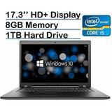 Laptop Portátil De Alto Rendimiento Lenovo Hd De 17.3 , Pro