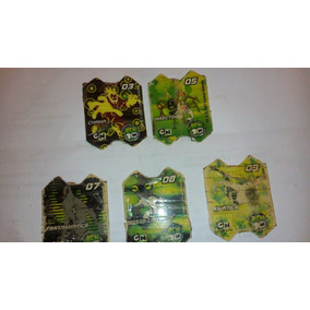 Cards Ben 10 Yokitos / Cards Games