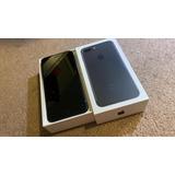 iPhone 7plus Preto 128gb, Semi-novo Super Conservado