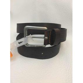 Cinturon Hugo Boss Hb - Cinturones Hombre en Mercado Libre México 84cb156563f2