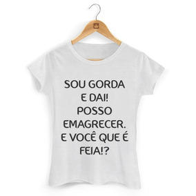 Camiseta Sou Gordo Por Ti Corinthians Personalizada - Camisetas e ... 78d4215d065bd