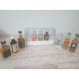 Kit Com 11 Miniaturas De Bebidas (absolut E Whisky)