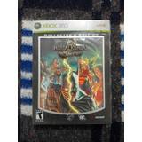Mortal Vs Dc Kollector Edition *xbox 360*