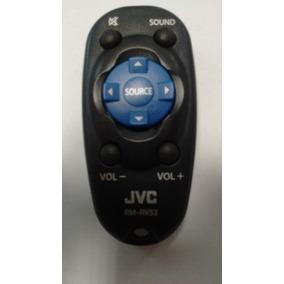 Controle Remoto Jvc Rm-rk52 Rk52 ( Novo )