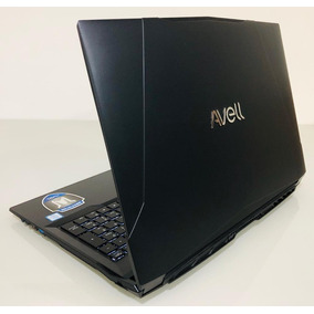 Notebook Avell I7-7700hq 32gb Ram 525gb Ssd Nvidia Gtx 950m