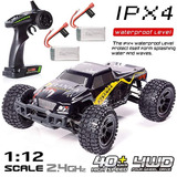 Exercise N Play Carrofire Remote Control Trucks Rc Car 1:12