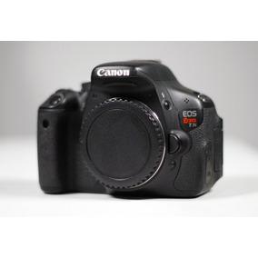 Câmera Canon T3i + Sd 16gb + Duas Baterias + Carregador