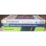Libros - Lote De 3 Libros De Tecnología Varios Titulos