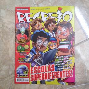 Revista Recreio 802 23/7/2015 Escolas Super Diferentes!