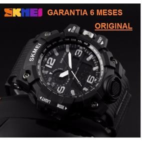 Relógio Skmei S-shock G Shock Dual Time A Prova De Água
