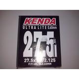 Camara De Ar Ultra Light Kenda Leve 27.5 Ajusta Em 29 Er